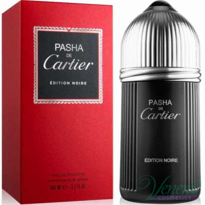 Cartier Pasha de Cartier Edition Noire EDT 50ml για άνδρες
