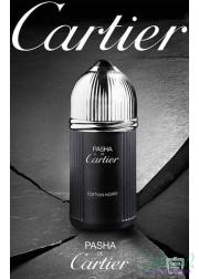 Cartier Pasha de Cartier Edition Noire EDT 50ml για άνδρες Ανδρικά Αρώματα