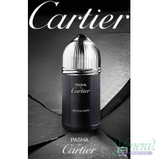 Cartier Pasha de Cartier Edition Noire EDT 100ml για άνδρες ασυσκεύαστo