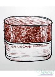 Cartier Must de Cartier Pour Homme EDT 100ml για άνδρες ασυσκεύαστo Προϊόντα χωρίς συσκευασία