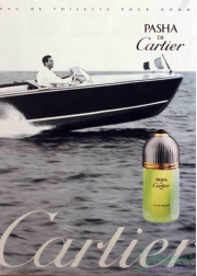 Cartier Pasha de Cartier EDT 30ml για άνδρες Men's Fragrance
