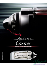 Cartier Roadster EDT 100ml για άνδρες