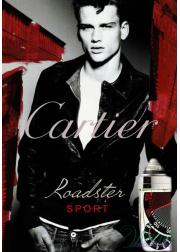 Cartier Roadster Sport Speedometer EDT 100ml για άνδρες ασυσκεύαστo  Προϊόντα χωρίς συσκευασία