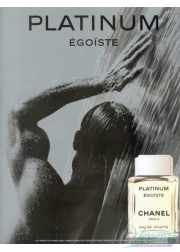 Chanel Egoiste Platinum EDT 100ml για άνδρες Men's Fragrance
