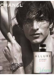 Chanel Allure Homme Sport EDT 100ml για άνδρες ασυσκεύαστo Products without package