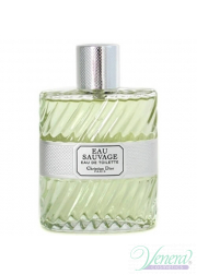 Dior Eau Sauvage EDT 100ml για άνδρες ασυσκεύαστo Products without package