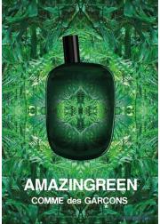 Comme des Garcons Amazingreen EDP 100ml for Men and Women Unisex Fragrances