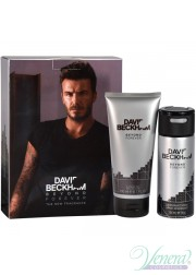 David Beckham Beyond Forever Set (Deo Spray 150ml + SG 200ml) για άνδρες Men's Gift sets