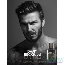 David Beckham Beyond EDT 90ml για άνδρες