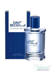 David Beckham Classic Blue EDT 90ml for Men