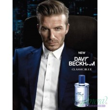 David Beckham Classic Blue EDT 60ml for Men