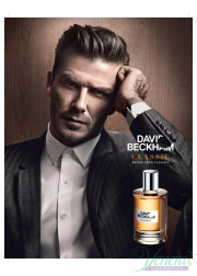 David Beckham Classic Hair & Body Wash 200ml for Men Men's face and body products