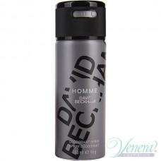 David Beckham Homme Deo Spray 150ml for Men