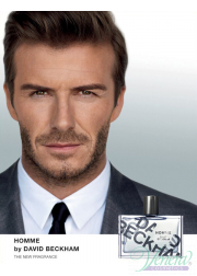 David Beckham Homme Set (Deo Spray 150ml + SG 200ml) for Men Men's Gift sets