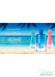 Davidoff Cool Water Exotic Summer EDT 100ml για γυναίκες Γυναικεία αρώματα