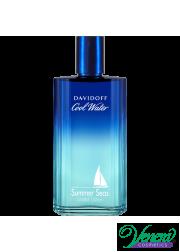 Davidoff Cool Water Summer Seas EDT 125ml για άνδρες ασυσκεύαστo Προϊόντα χωρίς συσκευασία