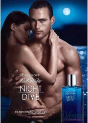 Davidoff Cool Water Night Dive EDT 50ml για άνδρες Ανδρικά Αρώματα