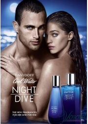 Davidoff Cool Water Night Dive Shower Gel 150ml για γυναίκες Women's face and body product's