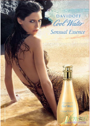 Davidoff Cool Water Sensual Essence EDP 100ml για γυναίκες ασυσκεύαστo Products without package