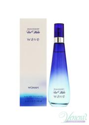 Davidoff Cool Water Wave EDT 100ml για γυναίκες Γυναικεία αρώματα