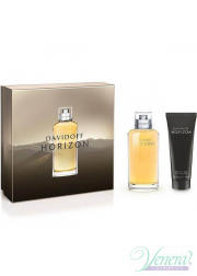 Davidoff Horizon Set (EDT 75ml + SG 75ml) για άνδρες Men's Gift sets
