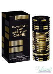 Davidoff The Brilliant Game EDT 100ml για άνδρες