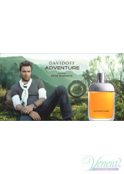 Davidoff Adventure EDT 100ml για άνδρες ασυσκεύαστo Products without package
