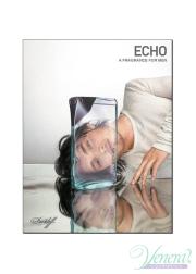 Davidoff Echo EDT 100ml για άνδρες Men's Fragrance
