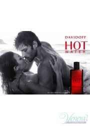 Davidoff Hot Water EDT 110ml για άνδρες ασυσκεύαστo Products without package