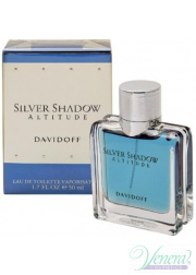 Davidoff Silver Shadow Altitude EDT 100ml για άνδρες Men's Fragrance