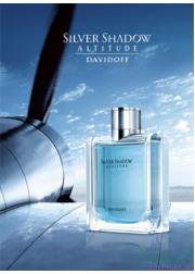 Davidoff Silver Shadow Altitude EDT 100ml για άνδρες Men's Fragrance