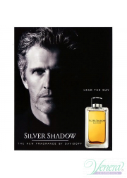 Davidoff Silver Shadow EDT 100ml για άνδρες Ανδρικά Αρώματα