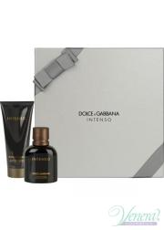 Dolce&Gabbana Pour Homme Intenso Set (EDP 75ml + AS Balm 100ml) για άνδρες Αρσενικά Σετ