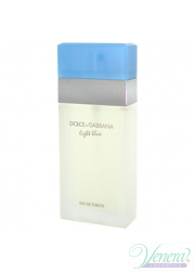 Dolce&Gabbana Light Blue EDT 100ml for Women Without Package Women's Fragrances Without Package