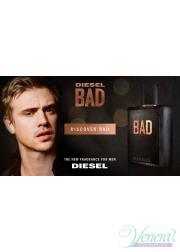 Diesel Bad EDT 75ml για άνδρες ασυσκεύαστo Men's Fragrances without package