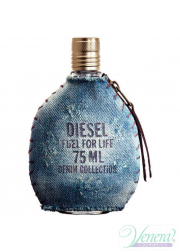 Diesel Fuel For Life Denim Collection EDT 75ml για άνδρες ασυσκεύαστo    Products without package