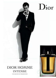 Dior Homme Intense EDP 100ml για άνδρες ασυσκεύαστo Products without package