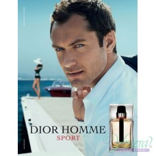 Dior Homme Sport EDT 100ml για άνδρες ασυσκεύαστo