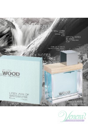Dsquared2 She Wood Crystal Creek EDP 30ml για γυναίκες Γυναικεία αρώματα