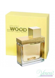 Dsquared2 She Wood Golden Light EDP 30ml για γυναίκες Γυναικεία αρώματα
