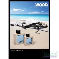 Dsquared2 He Wood Ocean Wet EDT 100ml για άνδρες ασυσκεύαστo