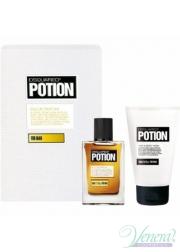 Dsquared2 Potion Set (EDP 50ml + Shower Gel 100ml) για άνδρες Ανδρικά Αρώματα