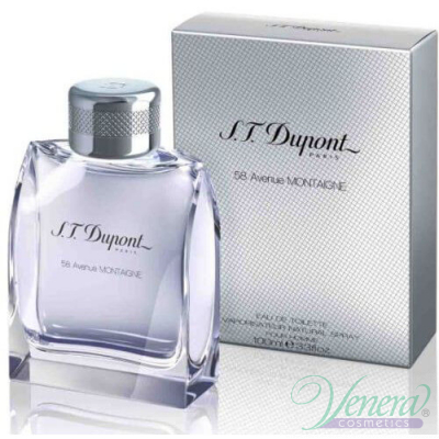 S.T. Dupont 58 Avenue Montaigne EDT 50ml για άνδρες