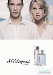 S.T. Dupont Essence Pure EDT 100ml για άνδρες