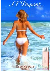 S.T. Dupont Essence Pure Ocean EDT 50ml για γυναίκες Γυναικεία αρώματα
