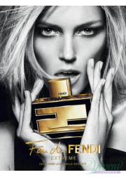 Fendi Fan di Fendi Extreme Set (EDP 50ml + BL 75ml + SG 75ml) για γυναίκες Women's Gift sets