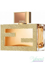 Fendi Fan di Fendi Leather Essence EDP 75ml για γυναίκες ασυσκεύαστo