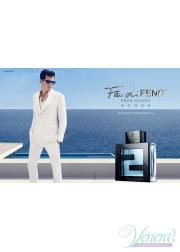 Fendi Fan di Fendi Pour Homme Acqua EDT 50ml για άνδρες Αρσενικά Αρώματα