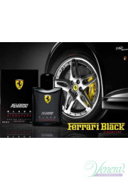 Ferrari Scuderia Ferrari Black Signature EDT 125ml για άνδρες