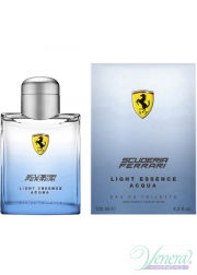Ferrari Scuderia Ferrari Light Essence Acqua EDT 125ml για άνδρες